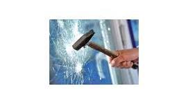 la vitre qui garantie la securité