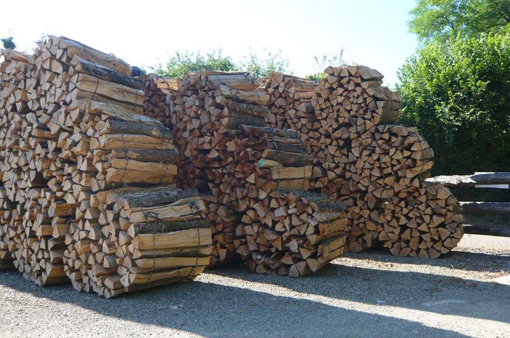 La vente de bois de chauffage en baisse le biz des artisans en r seau - Prix d un stere de bois ...