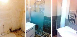 dépannage pour des travaux de rénovation salle de bain