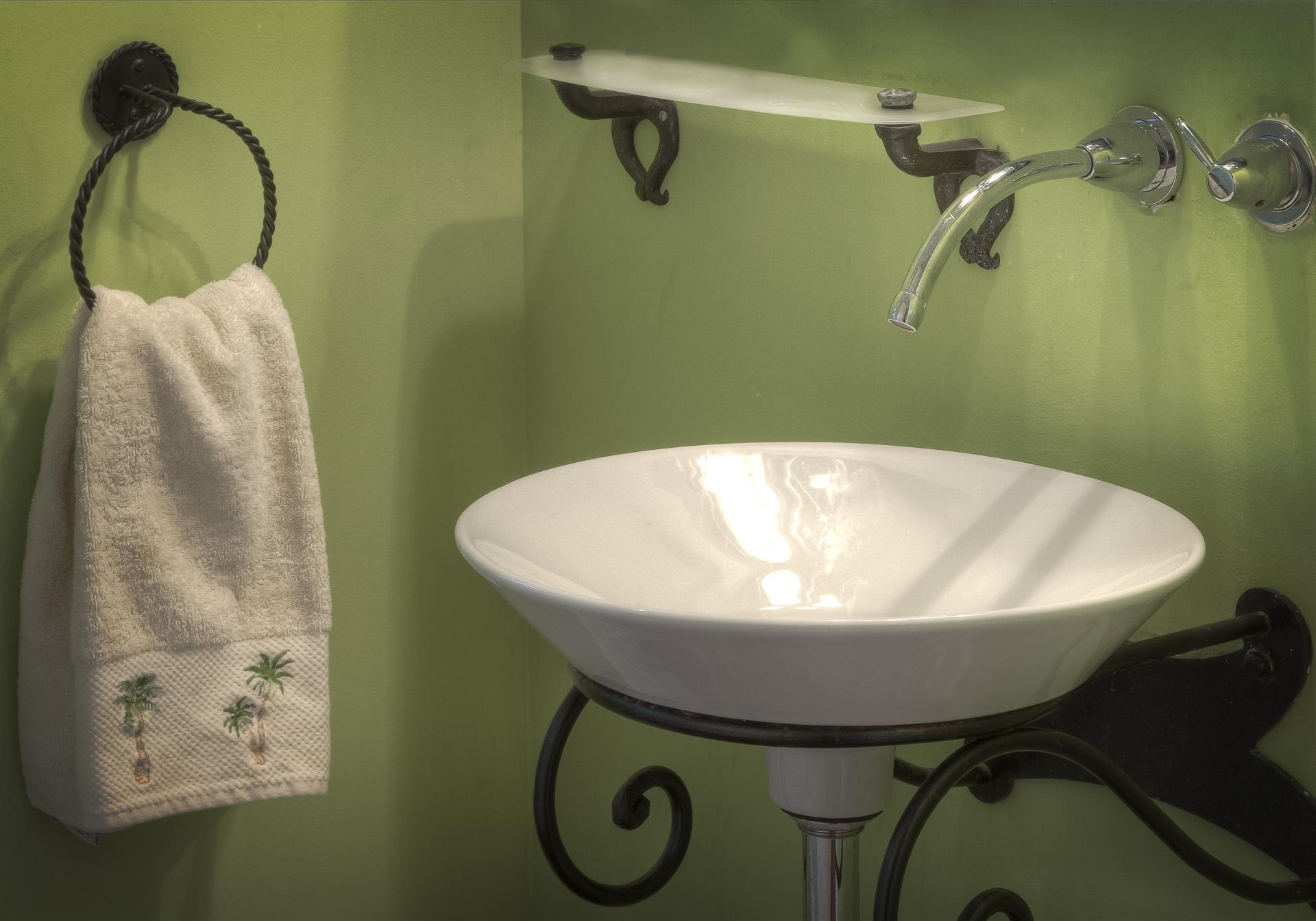 Remplacer Un Lavabo Par Une Vasque La Marche à Suivre Le Biz Des