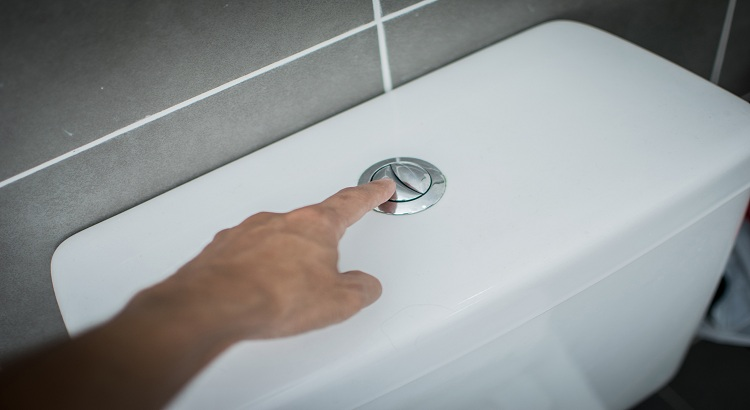 WC qui fait du bruit