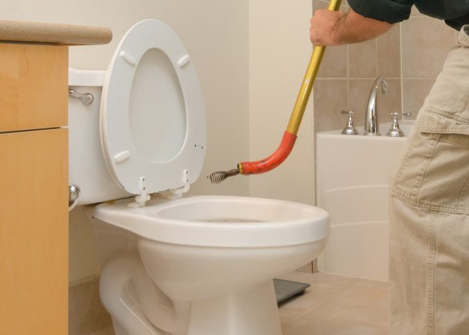 dissoudre un bloc WC