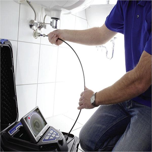 caméra pour inspecter une canalisation
